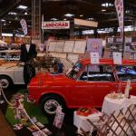 NEC Show 2015 (Winner of Best Small Club Stand)