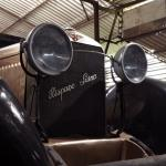 Another treasure: a rare Hispano Suiza