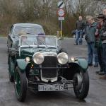 Great mix of classic and vintage: Frazer Nash