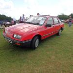 Ford Sierra at this year's Festival of the Unexceptional