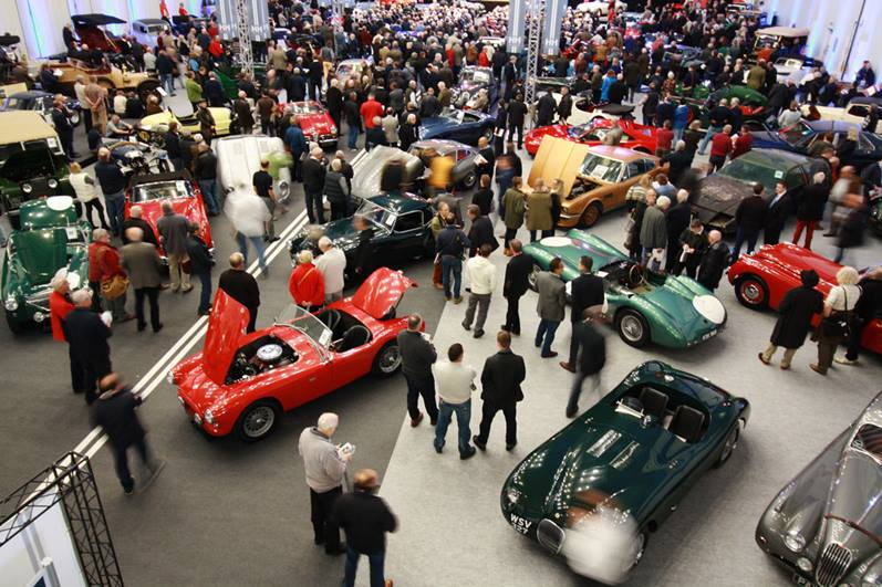 Selling A Car At Auction H H Classic Auctions Hagerty Articles