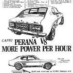 Capri Perana V8 ultimate