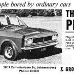 Ford Cortina Perana