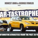 Car-Tastrophies