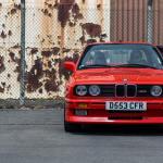 BMW E30 M3 (photo Tim Brown)