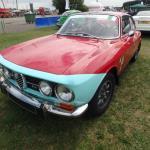 Alfa Romeo 1750 GTV- Slight Fall