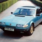 Why was the SD1 V8 the chosen child QM We favour the six-pots