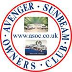 The Avenger Sunbeam Owners Club Logo