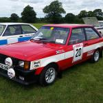 Colin McRae's Talbot Sunbeam TI from 1985
