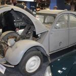 1961 Citroen 2CV Safari- smashed records