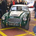 Austin Healey- made over £42,000 at ACA