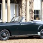 Prince Philip's 1953 Lagonda 3 Litre DHC