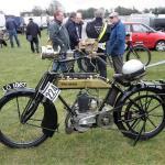 Premier: all bikes must be pre-1915.