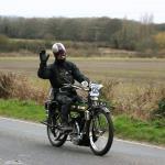 BSA- happy rider!