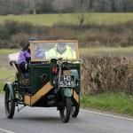Pioneer Run- not just 'standard' veteran bikes.