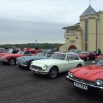 Hagerty's Dive it Day 2015 meets at Towcester.