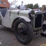 1930 Austin Seven Ulster