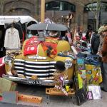 The Classic Car Boot was Inspired by the Goodwood Vintage festival.