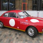 Alfa Romeo Giulietta 101 Sprint.