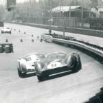1967 - 1000 KM - Ferrari P3 of Pedro Rodriguez in action.