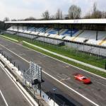 Monza today.