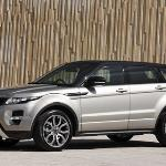 Range Rover Evoque (Photo Jaguar Land Rover)