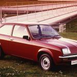 Vauxhall Chevette ES