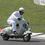 1953 Piaggio Vespa 125 put through its paces!
