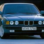 BMW E32 730i