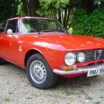 1976 Alfa Giulia 1600 Jnr