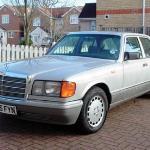 Mercedes W126 300SE
