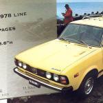 Subaru 1800 GLF