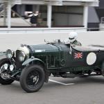 4.5 litre Bentley