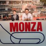 Monza press conference