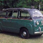 Fiat 600 Multilpla Taxi