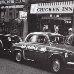 Renault Dauphine minicab