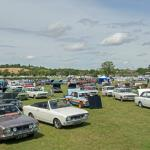 Cortina national rally is on 6 -7 August in Stratford.