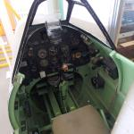 Spitfire cockpit: you could be here!