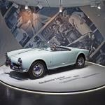 The subline Alfa Giulietta Spider