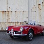 1960 Alfa Giulietta Spider