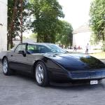 1995 Corvette ZR-1, bought with five miles on the clock!