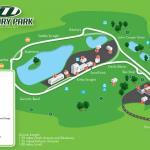 Mallory Park circuit map