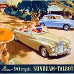 The 'New' Sunbeam- Talbot 90!