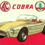 AC Cobra- proper speed.