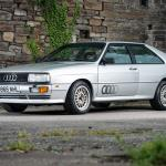 1990 Audi Quattro RR- another record tumbled at Silverstone Auctions Salon Prive (Photo Silverstone Auctions)