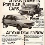 Dacia advert