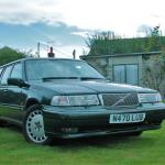 The Steaming Volvo 960