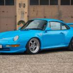 World Record 1995 Porsche GT2 sold by RM Sotheby's in London (Photo RM Sotheby's)