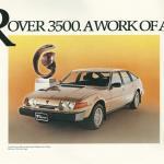 Rover SD1 USA