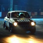 John Taylor's Rallycross Escort.
